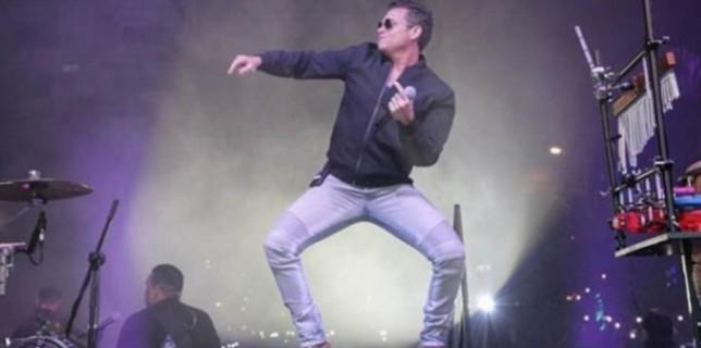 """Silvestre Dangond otra de sus """"locuras"""""""